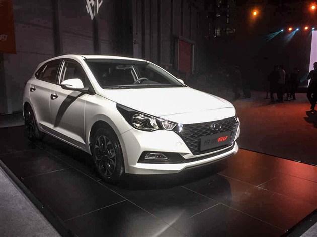 北京现代悦纳RV正式发布 2017年1月上市