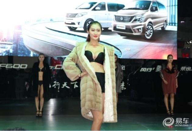 全新菱智M5和风行F600沈阳国际车展上市高清图片