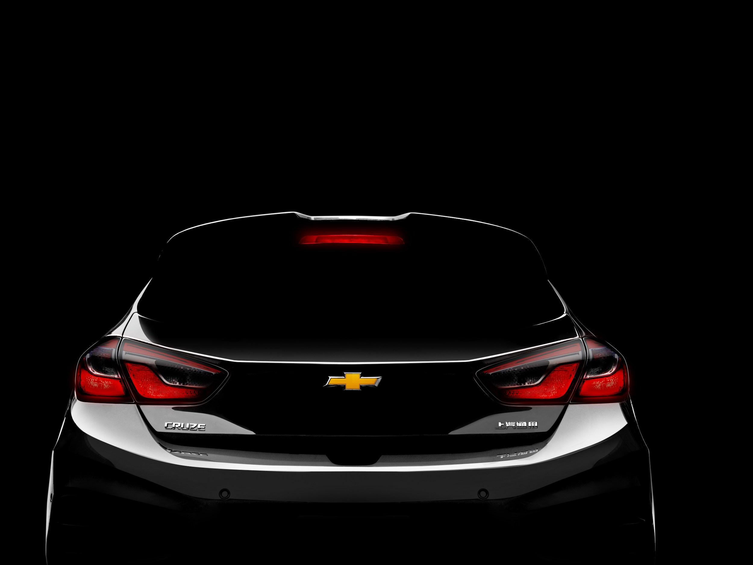 雪佛兰全新科鲁兹两厢版将于广州车展首发