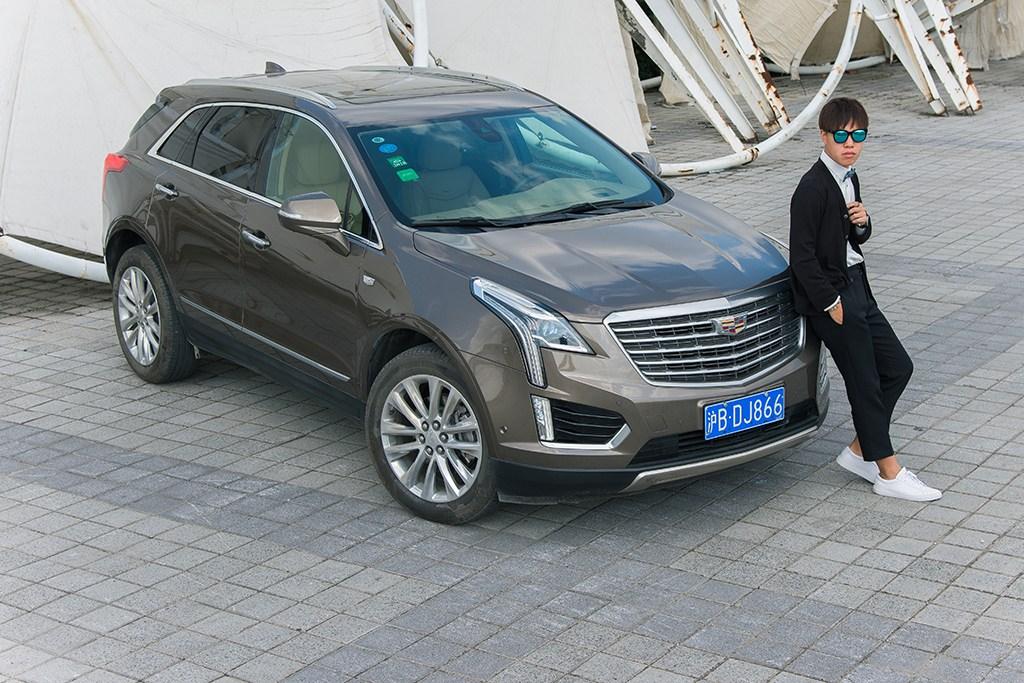 时尚的个人主义 Mr.Zhu与XT5的敢创之路