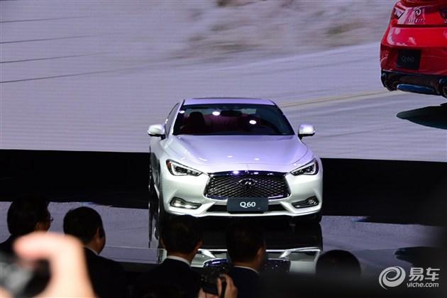 2016广州车展 英菲尼迪新一代Q60国内发布
