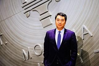 玛莎拉蒂中国销售总监高孟雄:主打年轻化