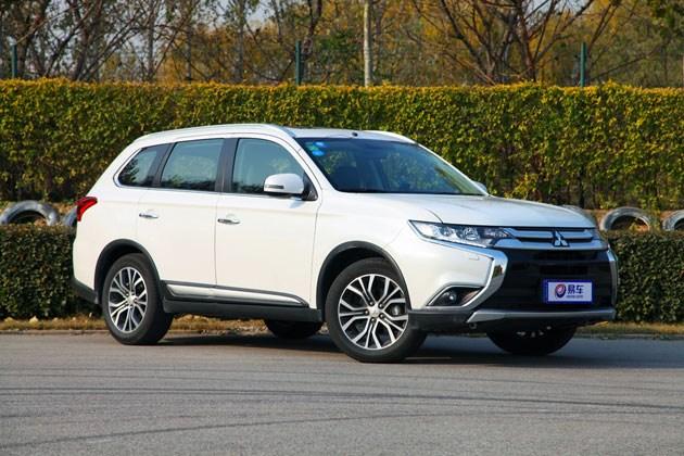 20万SUV就选它 国产欧蓝德长测之内外印象