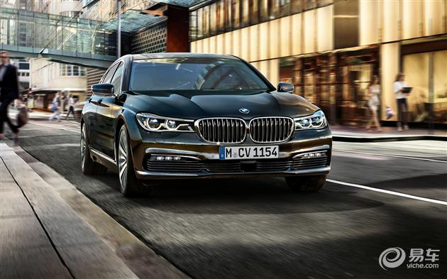 全新BMW 7系互联科技再获两项行业殊荣