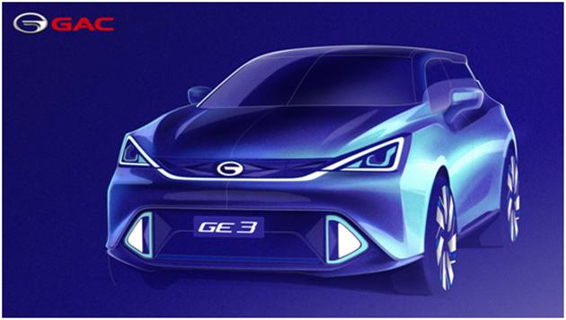 新能源布局纯电SUV传祺GE3于北美车展首发
