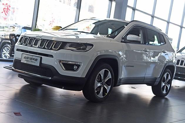 jeep新款指南者高清图片