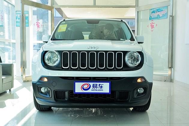 全新Jeep自由侠手动版 解析全系最低配