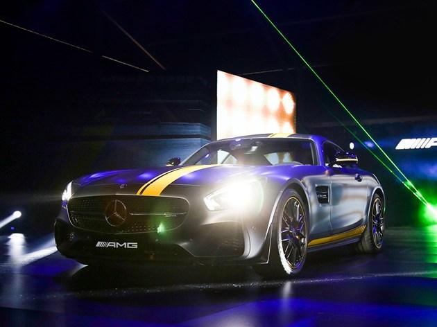 AMG GT S限量版上市 售196.8万元