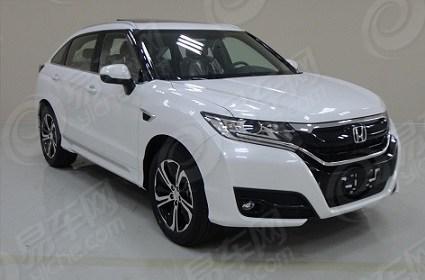 东风本田SUV新旗舰UR-V将于3月首发并上市