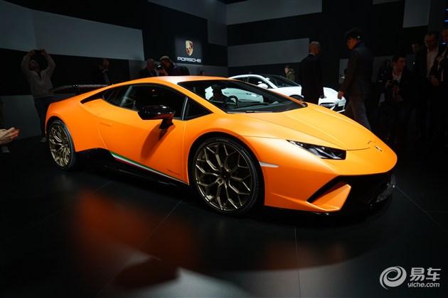 兰博基尼上海车展阵容 Huracan Performante/Aventador S