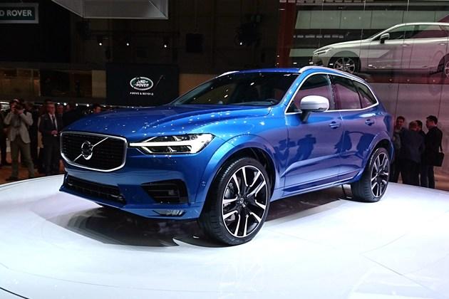 沃尔沃全新XC60亮相日内瓦车展 家族设计延续者