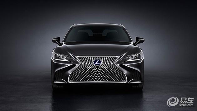 全新雷克萨斯LS 500h于2017日内瓦车展全球首发