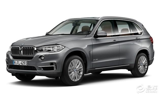 2017款宝马X5/X6新增车型上市 售91.8万-99.8万元