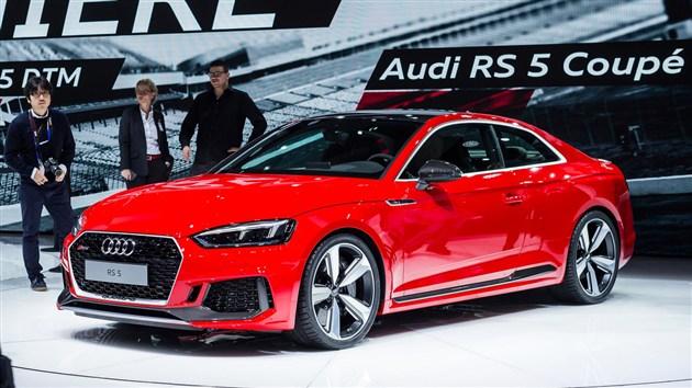 奥迪2018年底将推8款RS车型 RS3/RS5在列