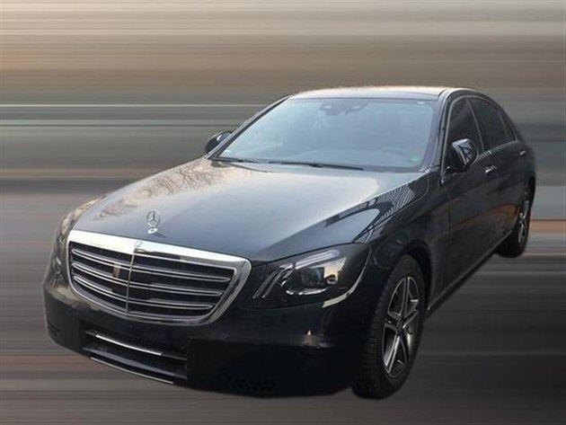 奔驰公布上海车展阵容 新S级/新GLA领衔