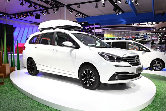新款福美来7座轿车发布 主打7座细分市场
