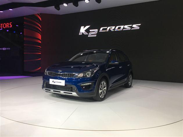 起亚发布K2S/K2 Cross车型 或二季度上市