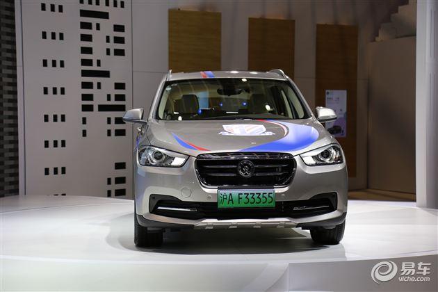 之诺60H亮相上海车展 售价34.9万元