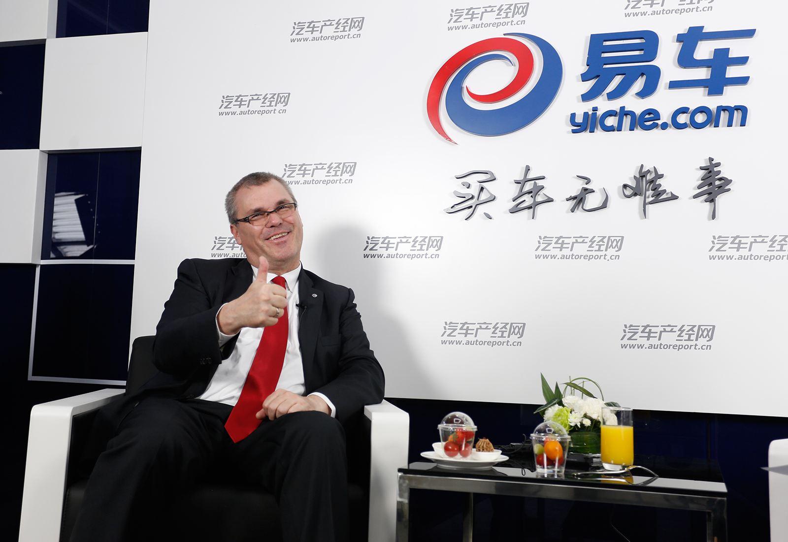 郑州日产潘毅辛:以自主品牌的价格 提供合资品牌质量的产品