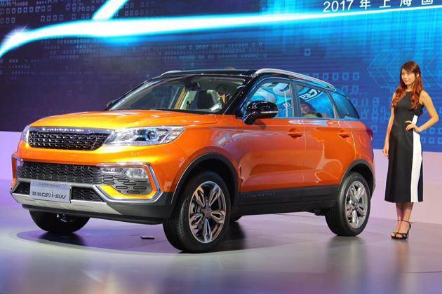 猎豹汽车CS9上市 售价7.68-11.68万 定位小型SUV