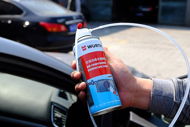 德国人偏爱的空调清洗剂 20分钟杀菌除异味靠谱吗?