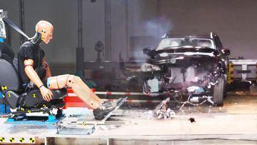 自主PK合资 C-NCAP测试SUV安全技术哪家强