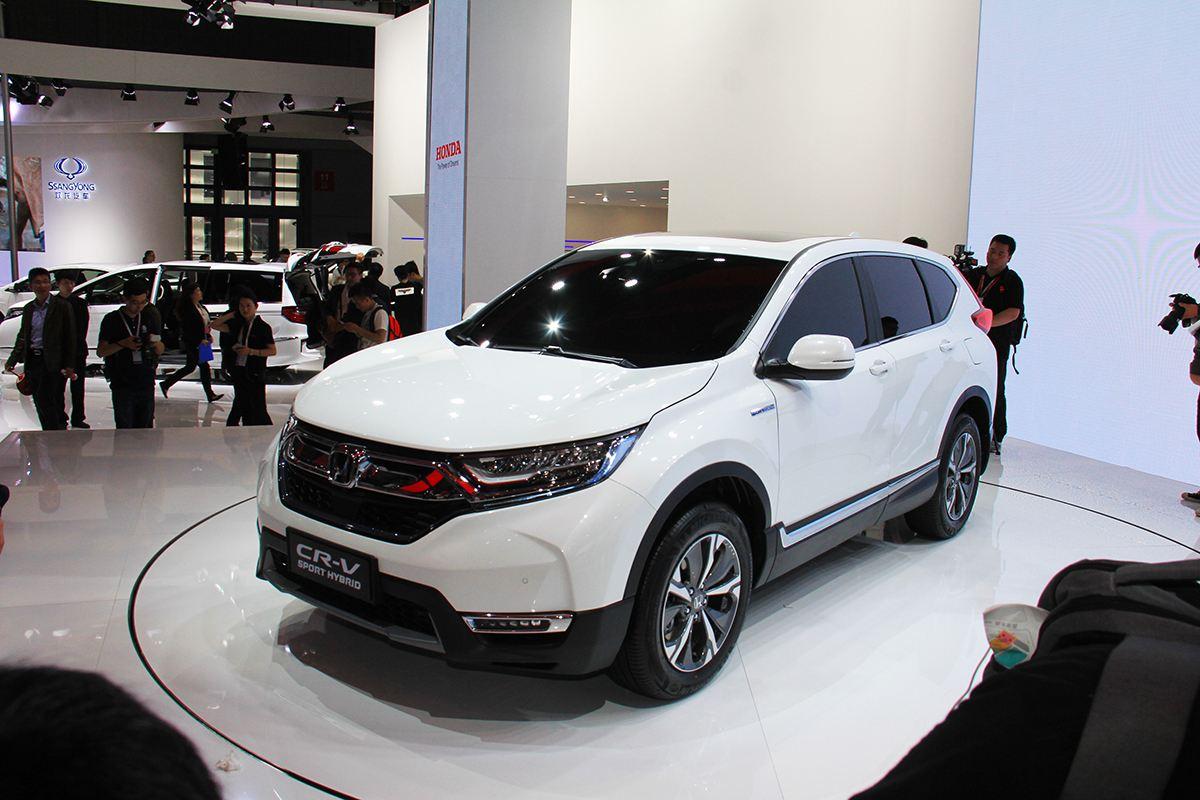 1.5T与混动版齐上阵 国产新CR-V将于7月上市
