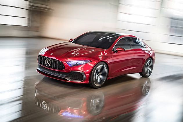 奔驰未来将采用MFA2平台推多款前驱车型