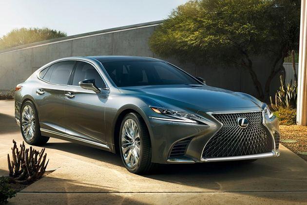 雷克萨斯全新LS将发布入门版车型 6月3日全球首发