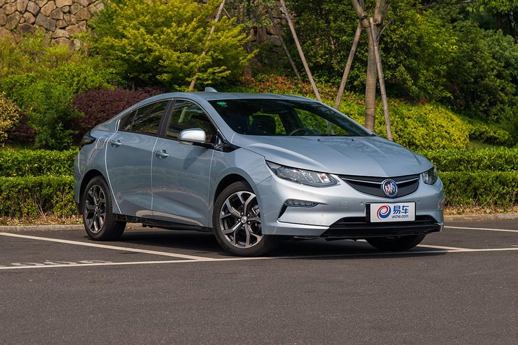 时尚好玩的新能源汽车 体验别克VELITE 5