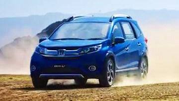 全新本田BR-V小型SUV