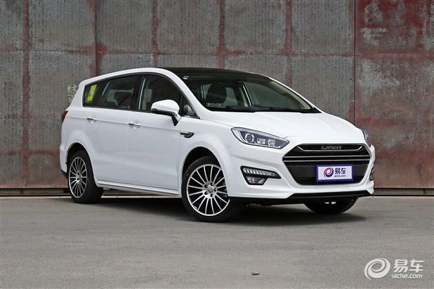 力帆轩朗1.8L新车型6月6日上市 配置增加/丰富产品序列