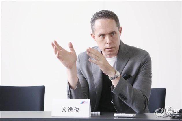 文逸俊:BMW M嘉年华首进中国 M5将首发