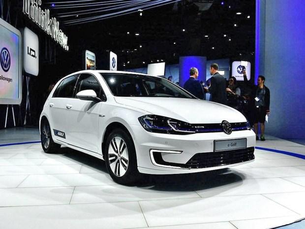 大众未来将导入三款新能源车型 新款e-Golf将2017年9月上市