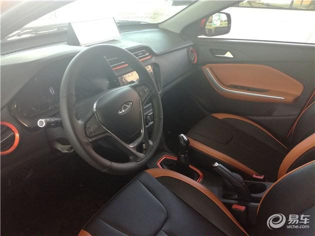 朝阳市万里行汽贸,奇瑞瑞虎3x现车发售。