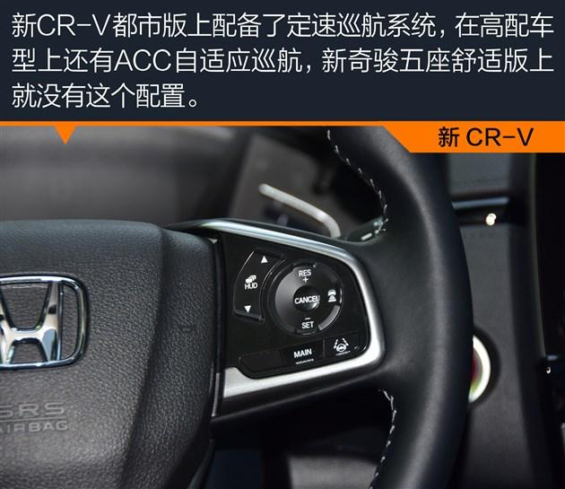 定速巡航在高速公路上时尤其方便,设定好速度后,右脚就可以完全脱离油门踏板了,可以在方向盘上控制速度快慢,对于减轻驾驶疲劳很有帮助。