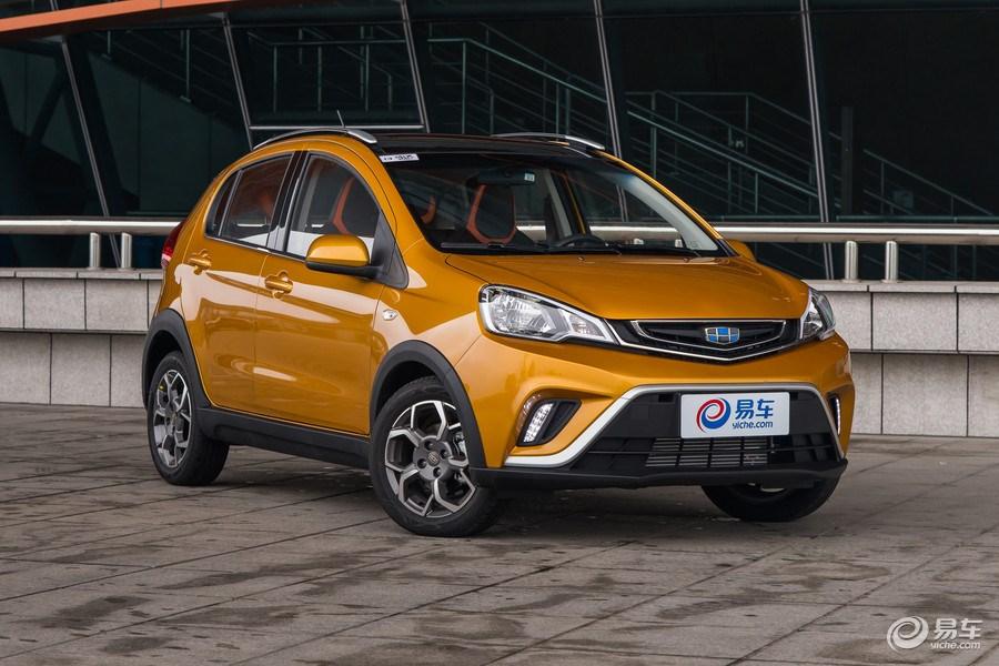 这四款国产小型SUV浑身国际范,但价格却只有合资的一半