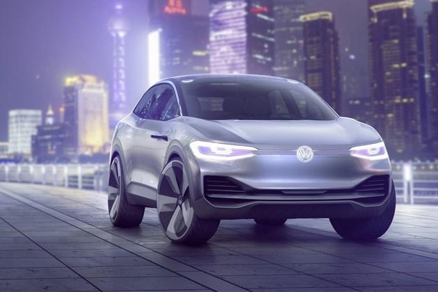 曝大众I.D.系列三款车型发布计划 最早2020年上市