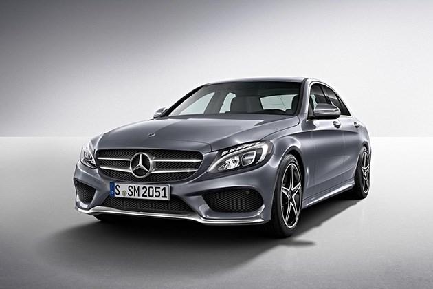 奔驰将推C级特别版车型 增AMG套件/内饰材质升级