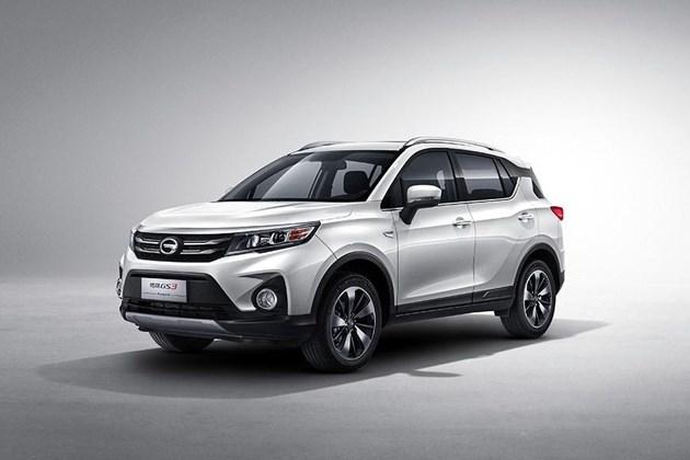 广汽传祺GS3正式上市 售7.38-11.68万元/推8款车型