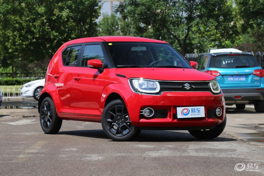 铃木小型SUV英格尼斯上市 售12.9-13.3万元