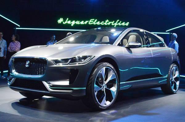 捷豹路虎加速电动化战略  2020年起车型全面实现电动化