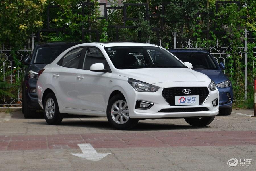 北京现代全新瑞纳正式上市 售价4.99-7.39万元 七款车型