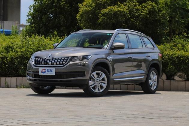2018款柯迪亚克上市 售18.98-26.98万元 新增车型/配置调整