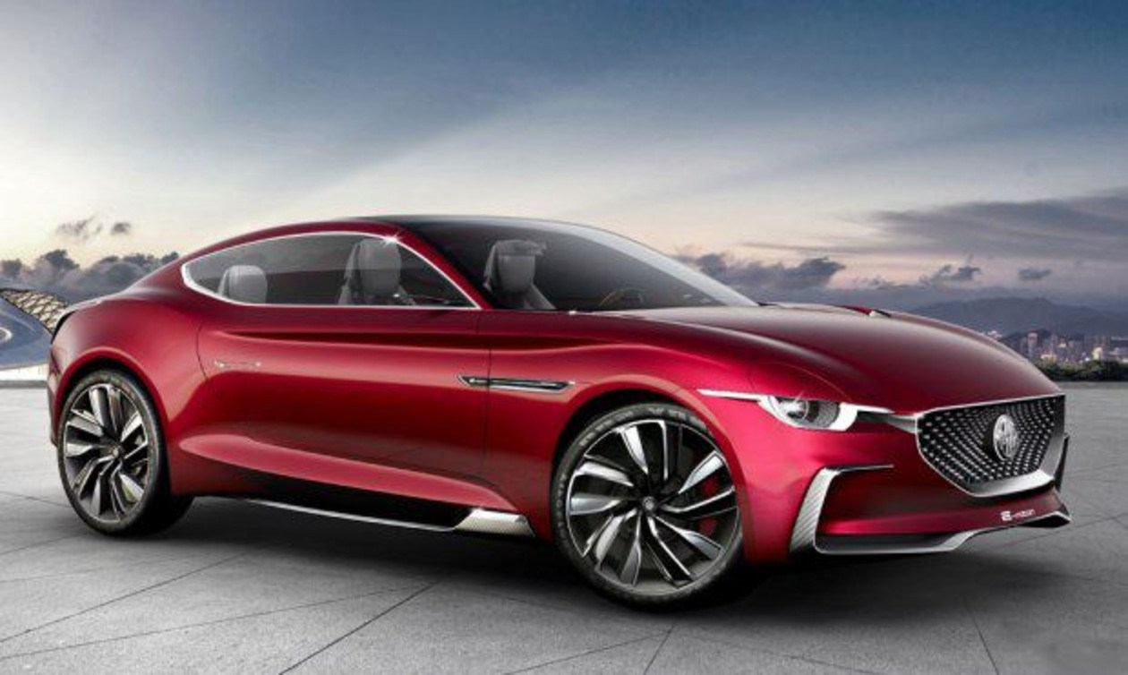上汽名爵2018年推三款新能源车 MG6插混/ZS电动版领衔