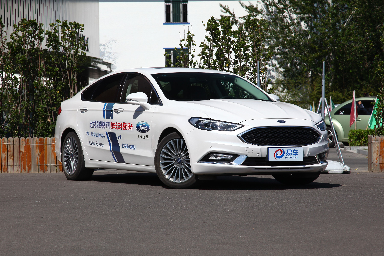 长安福特新蒙迪欧插电混动版将于2017广州车展发布
