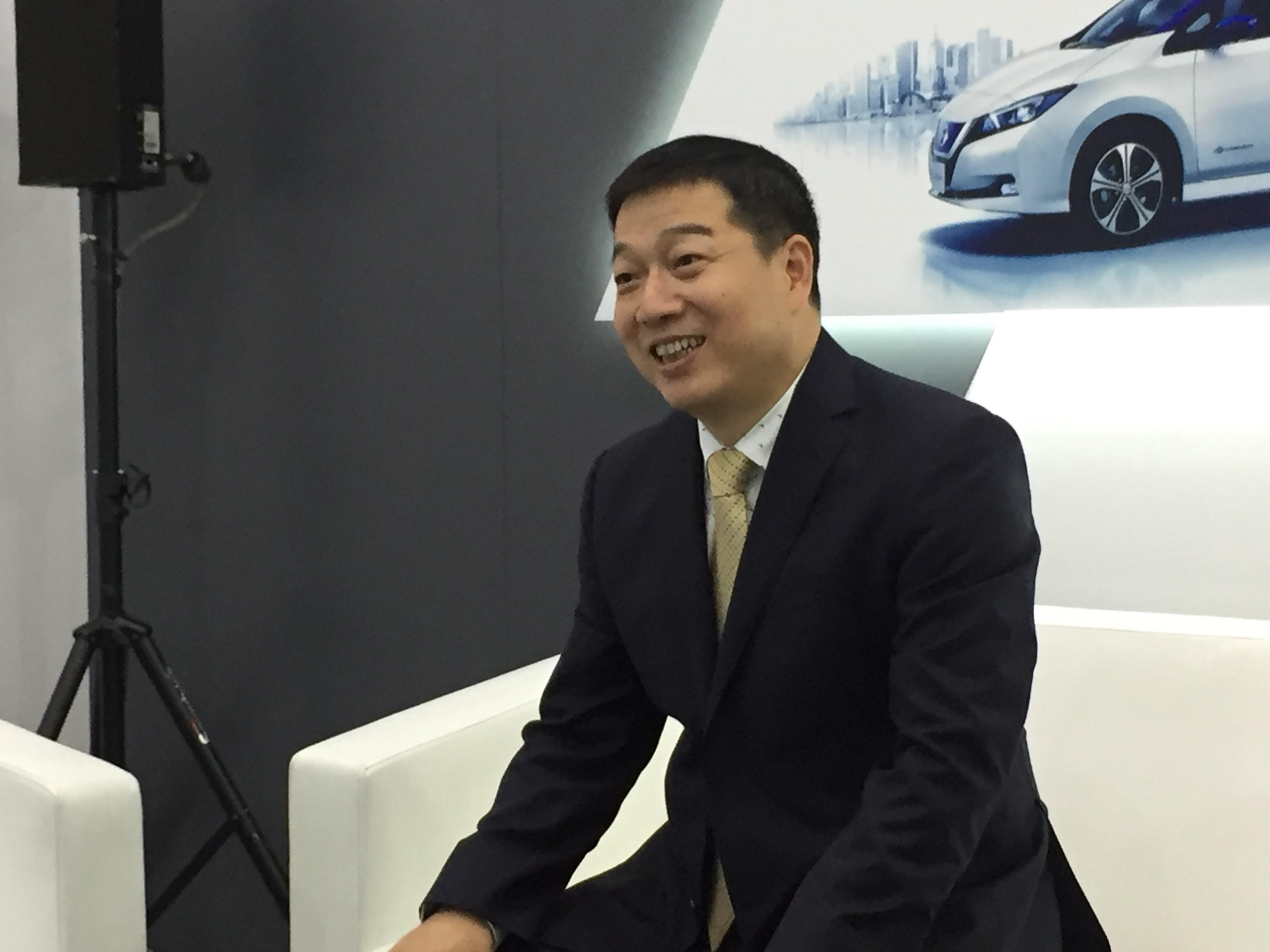 """洪浩:东风日产二手车业务品牌""""及新车""""开创幸运分分彩先河"""