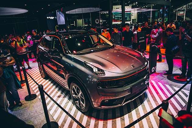 品广味·话车展:广州车展上符合城市现代感的新车有哪些?