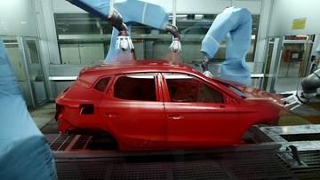 西雅特生产组装过程揭秘