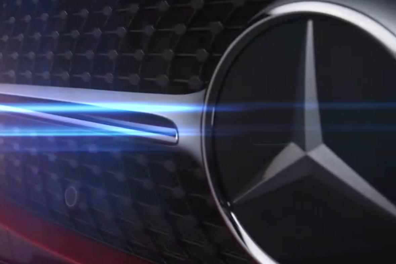 奔驰全新CLS预告视频发布 全新设计/11月29日发布